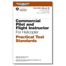 ASA PTS Commercial Pilot and Flight Instructor for Helicopter