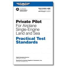 ASA PTS Private Pilot Single Engine