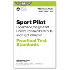 ASA PTS Sport Pilot