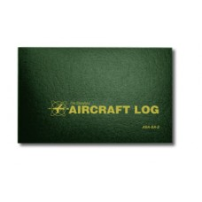 ASA Aircraft Log - Hardcover