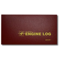 ASA Engine Log - Softcover