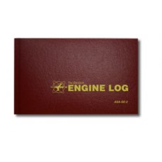 ASA Engine Log - Hardcover
