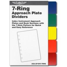 ASA 7-Ring Dividers