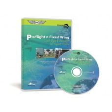 ASA Fixed Wing Preflight Dvd Pkg
