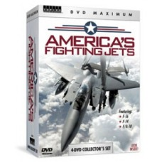ASA American Fighting Jets 4 Dvd Set