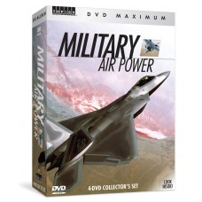 ASA Military Air Power   4 Dvd Set