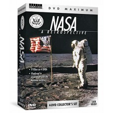 ASA Nasa Retrospective 4 Dvd Set
