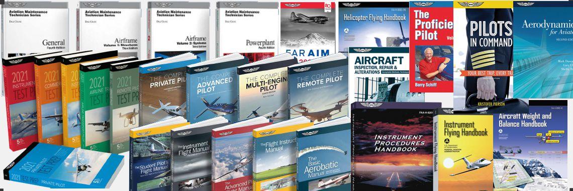 Aviation Supplies $ Academics