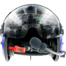 BONEHEAD PILOTX FLIGHT HELMET - ACTIVE
