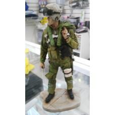 Figura de Piloto Aviador Militar