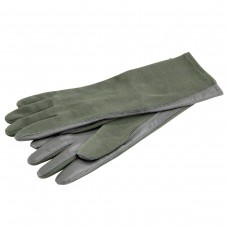 Guantes de Vuelo Nomex verde olivo/gris