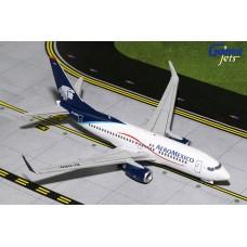 Gemini200 Aeromexico 737-700w 1/200