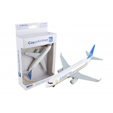 Copa Airlines Single Plane