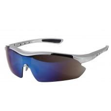 Rothco .357 Magnum Sport Glasses-Silver Frame
