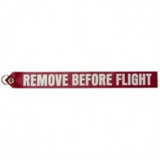 Remove Before Flight Streamer plastic