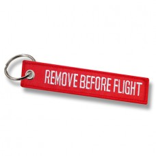 "Llavero ""Remove Before Flight""  4.5"""