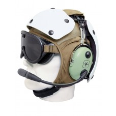 David Clark Flight Deck Helmet Assembly