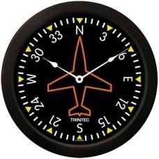 "Trintec 14"" Classic Directional Gyro Clock 9062-14"