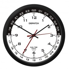 "Trintec 10"" Dispatch Dual Time Clock DSP-03"